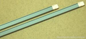 2 New Presser Bar for Brother 4.5mm Ribber KR850 KR838 KR830 KR900 KR710 KR120