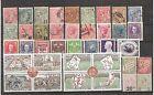 Lot timbres Monaco.
