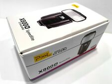 Pixel X800N Standard Speedlite Flash for Nikon D810 D800 D600 Shoe Mount TTL Kit