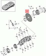 Genuine PORSCHE 918 Spyder Flywheel 91810223901