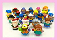 Fisher Price Little People Lot of 21 Happy Community SANITIZED CLEAN