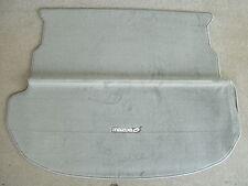 Mazda 6 5 door gray cargo area floor mat