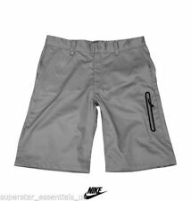 Nike Men's Regular Fit Flat Front Shorts