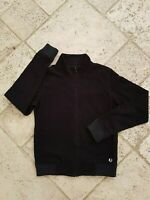 Fred Perry Made In England Cord Bomber Jacket Size 38