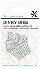 Xcut Dinky Dies Cupcake Die Cut Stencil