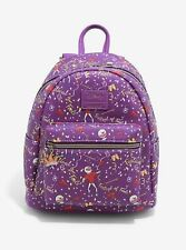 LOUNGEFLY DISNEY THE HUNCHBACK OF NOTRE DAME FESTIVAL OF FOOLS MINI BACKPACK