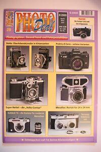 PHOTO DEAL Photodeal 29 Balda Goldeck 16 Belplasca Super-Nettel Leica Porst Metz