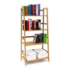 Bibliothèques en bambou pour la cuisine