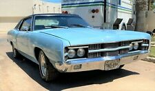 New listing  1969 Ford Galaxie Coupe