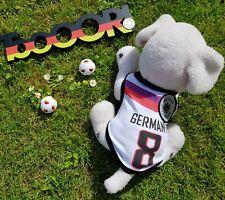 Hundepullover Deutschlandfan Gr.  M