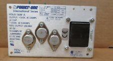 Power One International Series Htaa 16w A Power Supply Ac Input 47 63hz