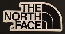 North Face Vinyl Sticker Decal