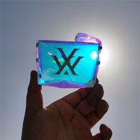 Kpop MONSTA X Super Mini Collective Laser Wallet FOLLOW' : FIND YOU 2019