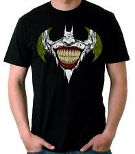 Camiseta Hombre Joker Batman Symbol cine t-shirt manga corta