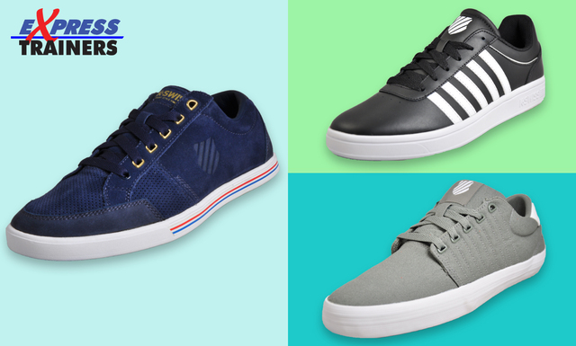 meet fd74f e0910 Up to 70% off K Swiss Classic Trainers