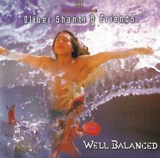 Oliver Shanti & Friends: Well balanced  CD  Catnr: DNCD 1576