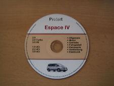 Original Werkstatthandbuch(CD) Renault Espace IV Bj.2002>
