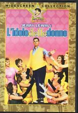 L'IDOLO DELLE DONNE - DVD (USATO EX RENTAL) JERRY LEWIS