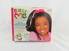 Kids Hair Relaxer Just for Me No Lye Conditioning Creme Relaxer Kit Super