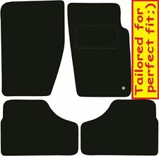 Tailored Deluxe Quality Car Mats Jeep Grand Cherokee 1999-2006 ** Black **