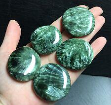 Seraphinite Polished Crystal 40mm (Russia) Healing Higher Realms Spiritual