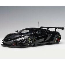 AUTOart 81644 McLaren 650S GT3 1:18 Gloss Black / Matt Black Accents