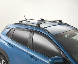 2018-2021 Hyundai Kona Roof Rack Bars *Geniune OEM Accessories* J9F21-AC000