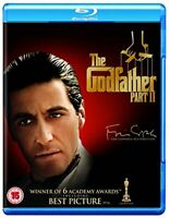 The Godfather: Part II [Blu-ray] [1974] [Region Free] [DVD][Region 2]