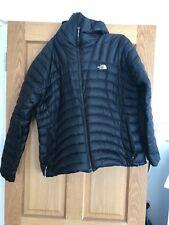 Womens XL North Face Coat Black