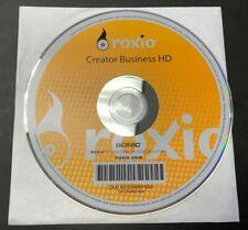 Roxio Creator Business HD - CD / DVD BURNING SOFTWARE