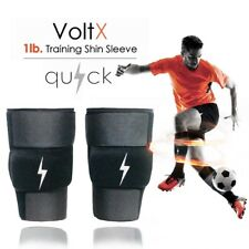 Volt X 1lb Soccer Shin Sleeves for sports speed and agility training workout
