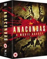 The Anacondas (4 Films) Collection DVD Neuf DVD (CDRP8325N)