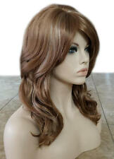 Forever Young Glow Girl Wig (Color HL27/613 Strawberry Blonde) Curly Wavy Bangs