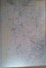 Greater Nashua Nh Laminated Wall Map