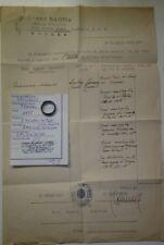 WW2- RARISSIMO ANELLO(ORO ALLA PATRIA)CON PERIZIA E DONAZIONE OPERA BALILLA N.3