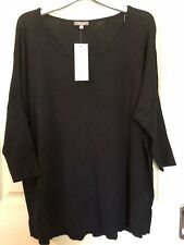KATIES LADIES BLACK PULLOVER SIZE M NEW WITH TAGS