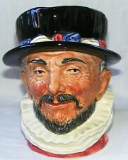Royal Doulton - Beefeaters Character Jug c1946 - Reg No 847680 - Excellent