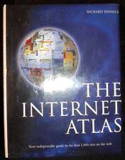 The Internet Atlas by Richard Dinnick (Hardback, 2000).