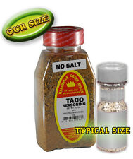 TACO SEASONING NO SALT