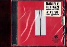 DANIELE LUTTAZZI-MONEY FOR DOPE CD NUOVO SIGILLATO