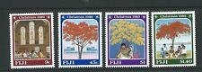 FIJI SG802/5 1989 CHRISTMAS MNH