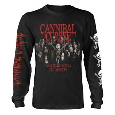 Cannibal Corpse 'Butchered At Birth Baby' Long Sleeve T shirt - NEW