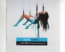 CD ZAZIERodeoEX (B2826)
