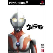 Used PS2 Ultraman Japan Import
