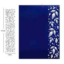 Leaves Metal Cutting Dies Stencil Scrapbooking DIY Album Stamp Paper Card Emboss