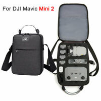 Portable Storage Bag Carrying Case Shoulder Travel For DJI Mavic Mini 2 Drone