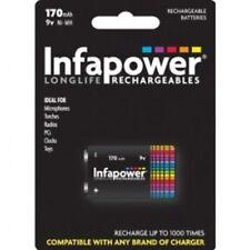 Unbranded 9 V Rechargeable Batteries