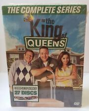 King of Queens - The Complete Series (DVD, 2011, 27-Disc Set) New