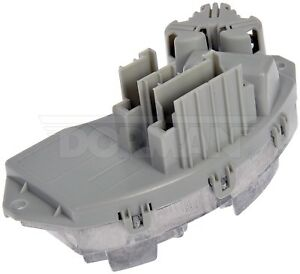 Blower Motor Resistor   Dorman (OE Solutions)   973-113