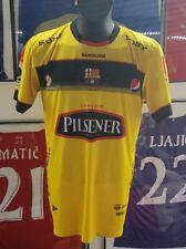 maillot jersey camiseta trikot maglia shirt barcelona bsc L ecuador équateur